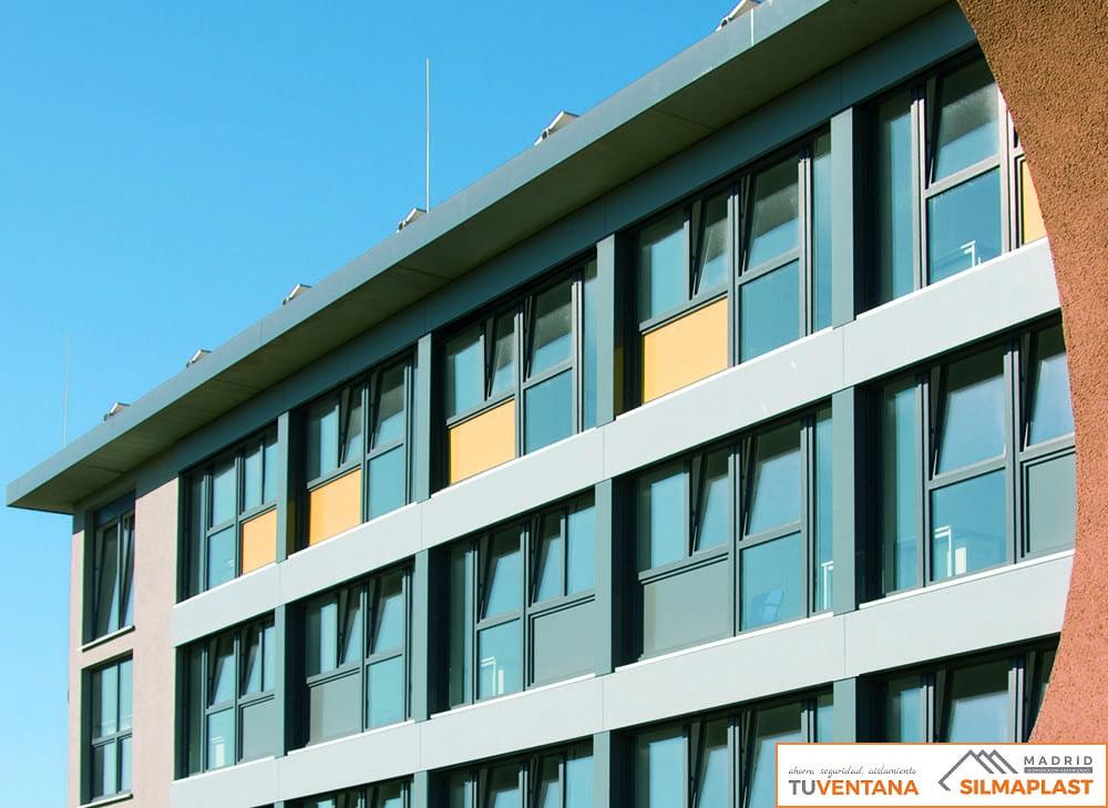 Edificios Silmaplast Madrid 13