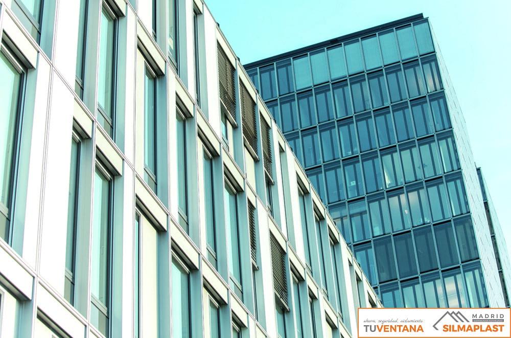Edificios Silmaplast Madrid 2