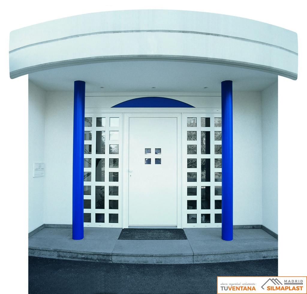 Puertas Silmaplast Madrid 6