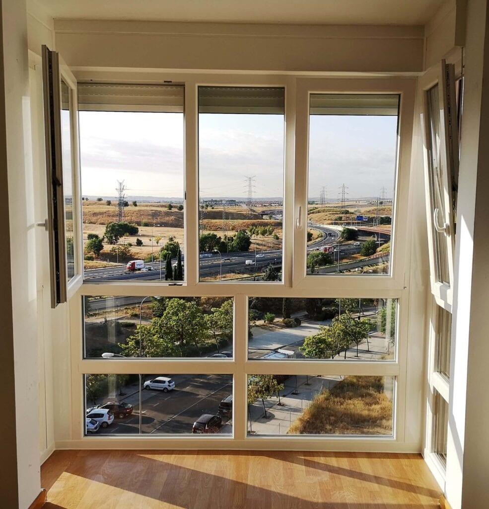 Instalación ventanas de pvc en madrid