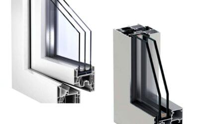 ¿Ventanas de PVC o Ventanas de Aluminio?